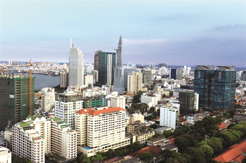 Ho Chi Minh City starts to build itself into a smart city