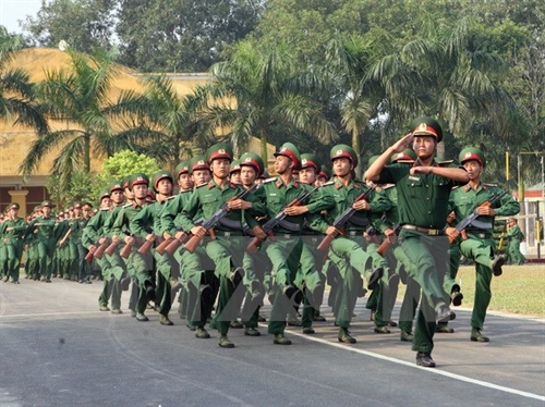 In Vietnam the Army plays a nation-building role