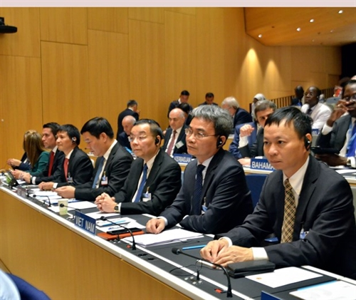 Vietnam attends WIPO General Assemblys 59th session