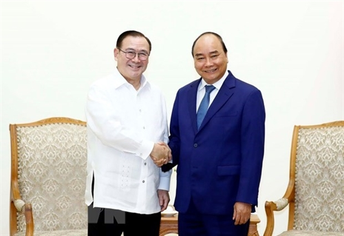 Prime Minister hosts Philippine Foreign Minister