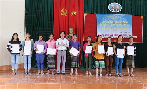 Conditions for naturalization in Vietnam