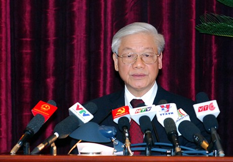 Party Central Committee sets future development goals