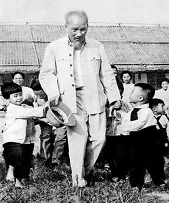 45 years of President Ho Chi Minhs Testament