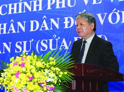 Vietnams draft Civil Code: 10 debatable issues