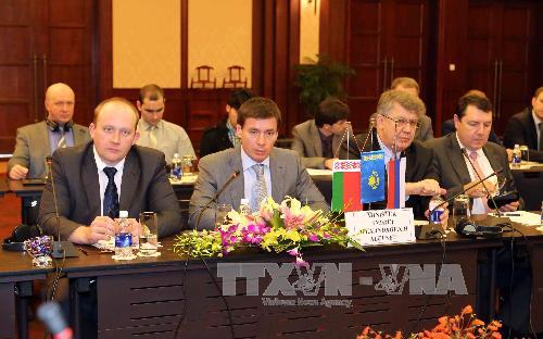 Vietnam Eurasian Economic Union to sign FTA in May