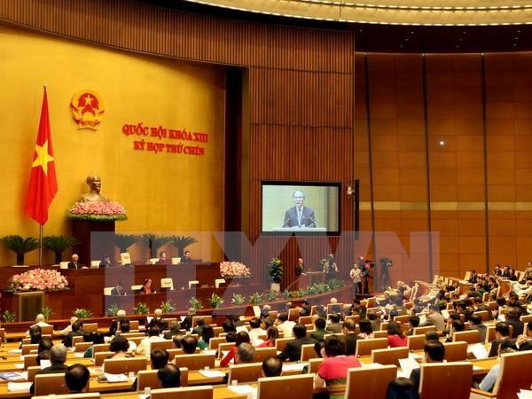 National Assembly approves legislative program for 2016