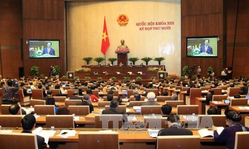 National Assembly opens 10th session