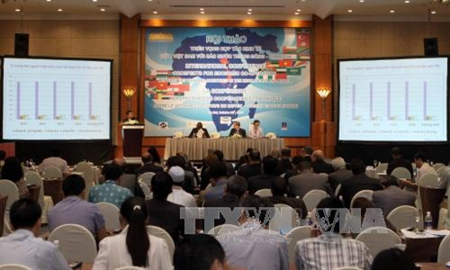 Vietnam to boost economic cooperation with Middle East Africa