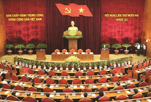 Party Central Committee sets socio-economic development targets for 2016