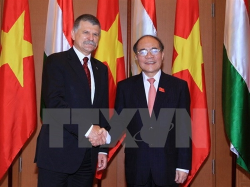 Vietnam to boost legislative cooperation with Hungary