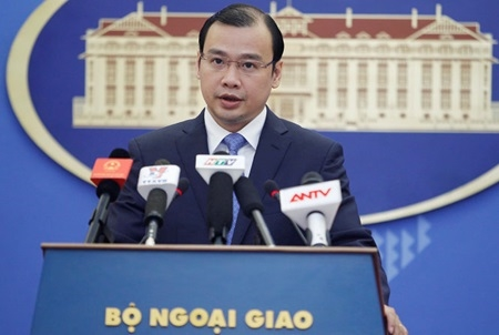 Vietnam to closely watch East Sea case: FM spokesman