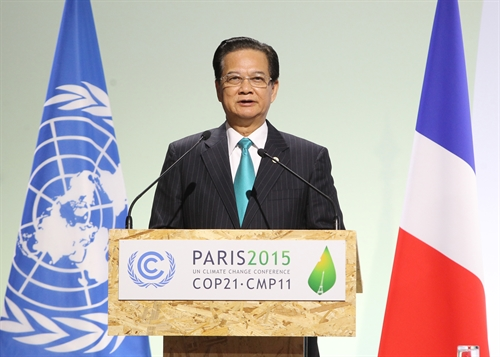 Climate Change Conference to reach agreement for preventing climate catastrophes