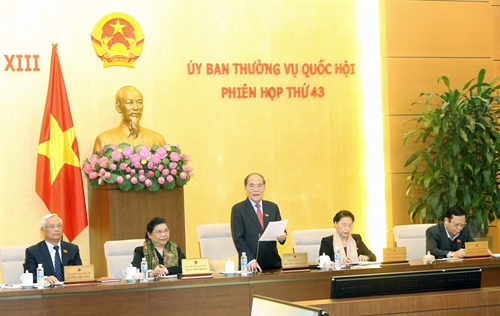 Standing Committee prepares for last session of XIIIth legislature