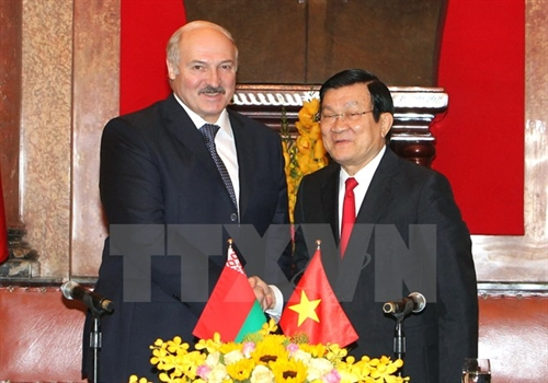 Vietnam Belarus to strengthen comprehensive ties