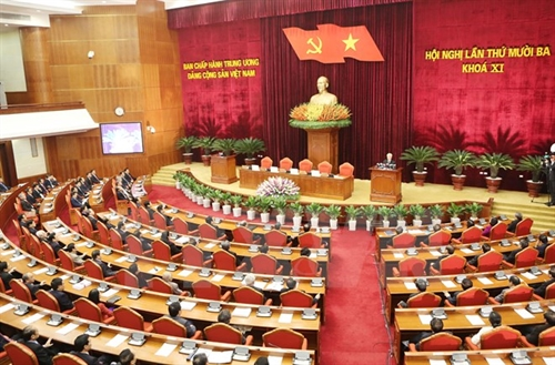 Party Central Committee approves list of candidates for Politburo members