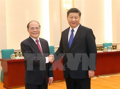 Nation to further realize comprehensive strategic partnership with China: NA top leader