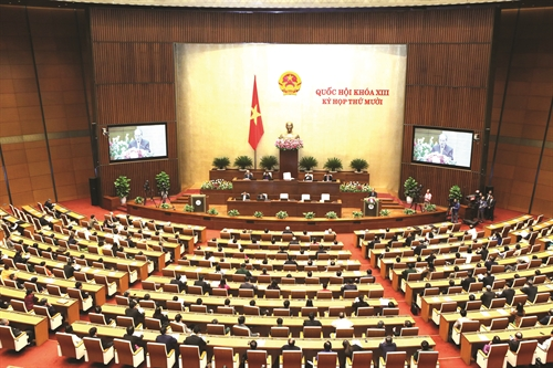 National Assembly passes 16 codes and laws during 10th session