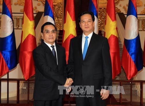Vietnam Laos seek ways to strengthen all-round cooperation
