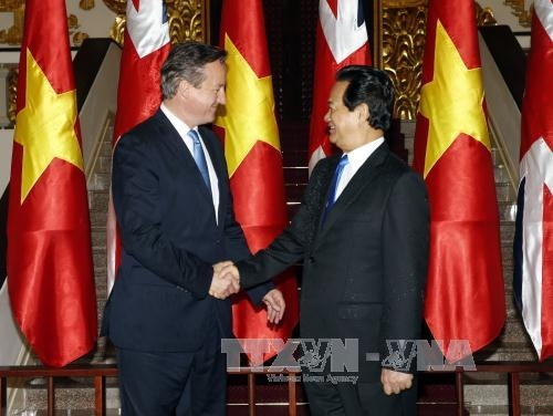 Vietnam UK focus on ways to develop wide-ranging cooperation