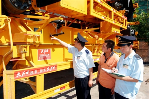 Import of used machinery eased
