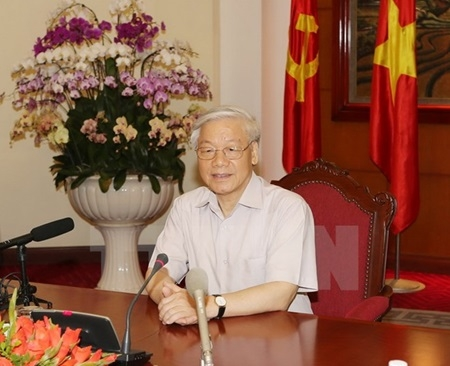 Vietnam sees Japan as partner: Party chief