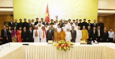 Draft Law upholds freedom of belief and religion