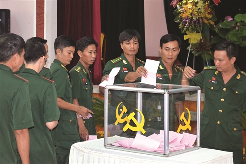 Elections toward the XIIth National Party Congress