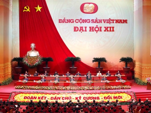 XIIth National Party Congress officially opens in Hanoi