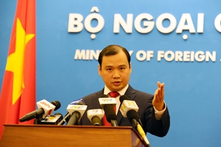 VN calls on Taiwan to respect sovereignty