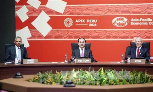 President attends APEC High-Level Week