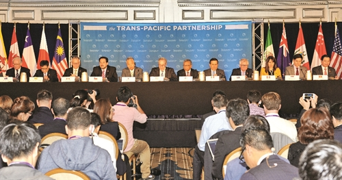 Prime Minister highlights TPP opportunities challenges labor issues