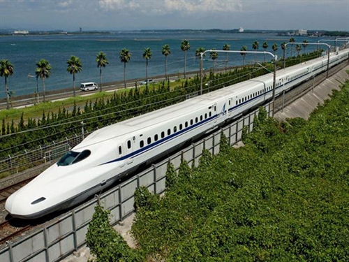 Ministry proposes addition of provisions on high-speed railways to railway law