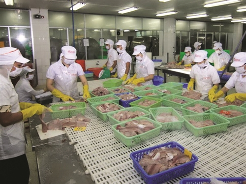 US anti-dumping duties on Vietnamese basa/tra fillets determined by cost in Indonesia