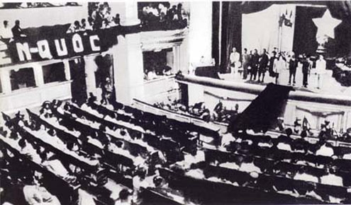 Vietnamese National Assembly - 70 years of constitutional history