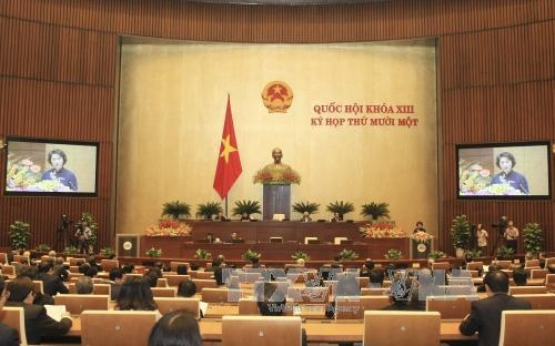 National Assembly elects new state leaders