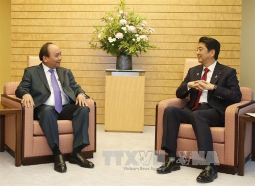 Vietnam Japan discuss major orientations and specific measures
