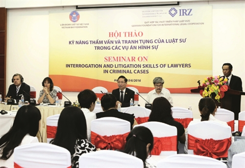 More rights for the accused defense counsels in criminal proceedings