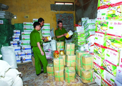 Food safety management still faces problems