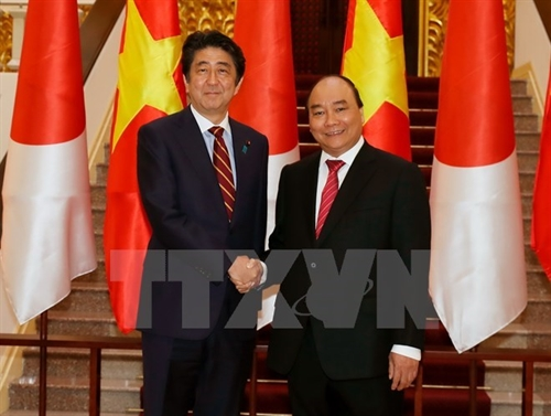 Vietnam Japan agree to boost extensive strategic partnership