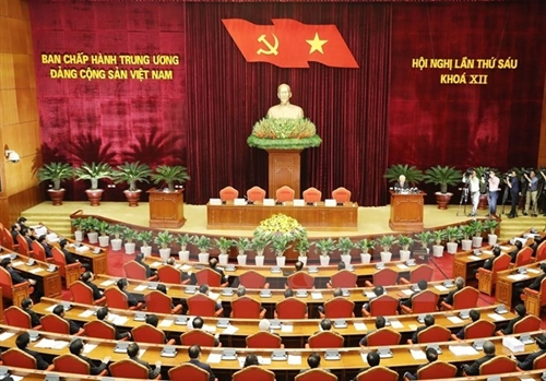 Party Central Committee wraps up sixth plenum