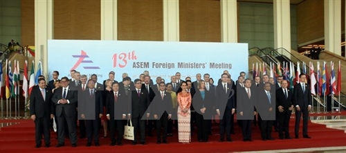 Vietnam calls for joint actions in ASEM to cope with challenges