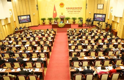 Hanoi sets 2018 socio-economic development goals