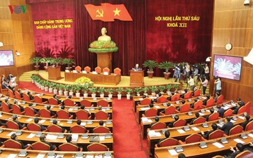 Party resolves to streamline the political system apparatus