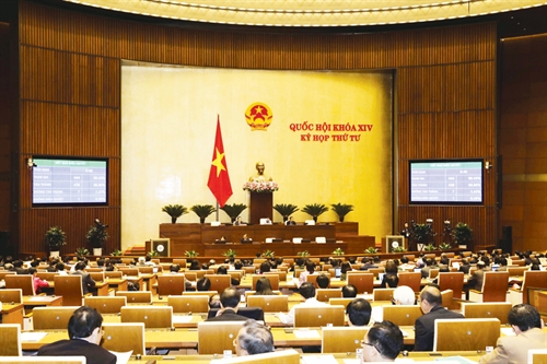 National Assembly adopts key national policies