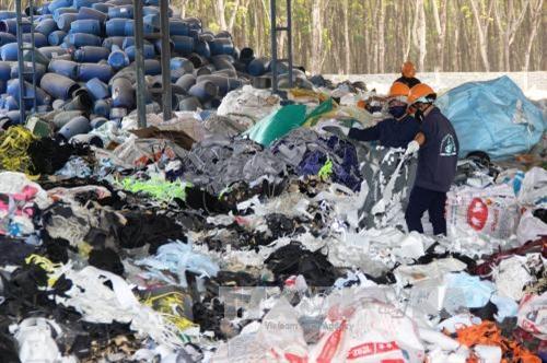 Development goals set for the environmental industry