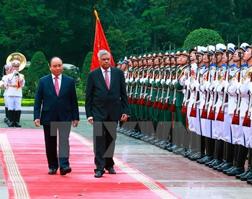 Vietnam Sri Lanka enhance cooperation