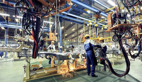 Conditions for automobile manufacturing assembly import to be specified