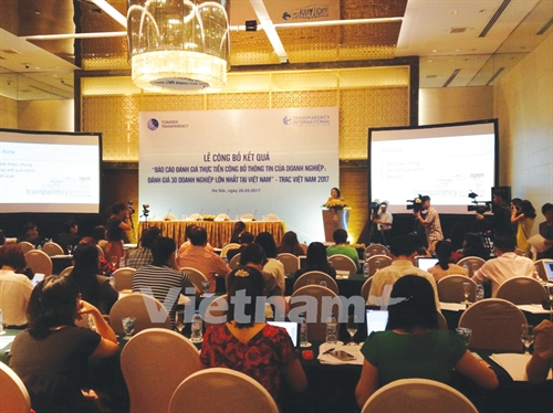 Legal framework on anti-corruption responsibility of businesses in Vietnam