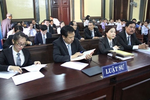 Draft sets more criteria on law obedience ethics for attorneys