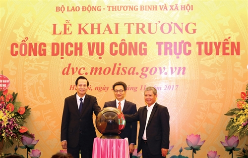 Ongoing reform of the civil service in Vietnam